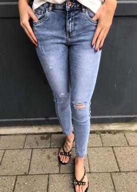 Toxik light summer rib jeans