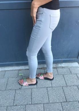 DC jeans grey