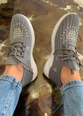 Loona sneakers grå
