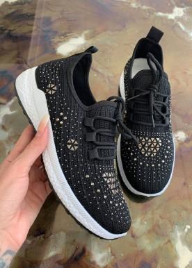 Loona sneakers sort