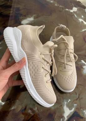 Polly sneakers beige