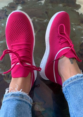 Althea sneakers fuxia