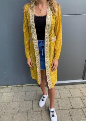 anna kimono gul