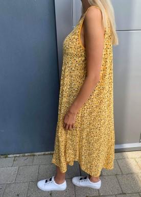 Pipi kjole gul