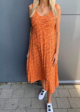 Pipi kjole orange