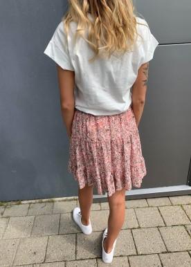 Kaia nederdel rosa