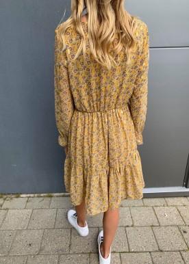 Adila kjole gul