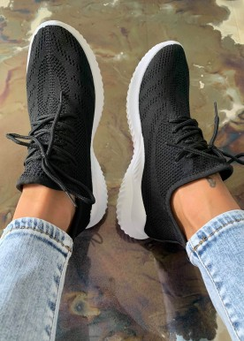 Maise sneakers sort