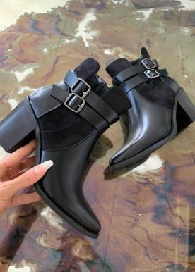Tiffany boot black