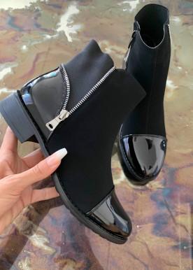 Dora støvle black