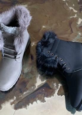 Amalia boots black