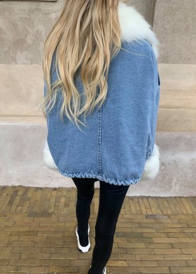 Ally denim jacket