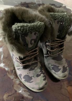 amalia boots camo