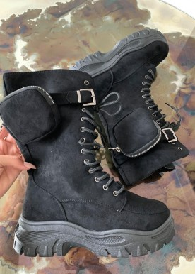 Wonda boot Black