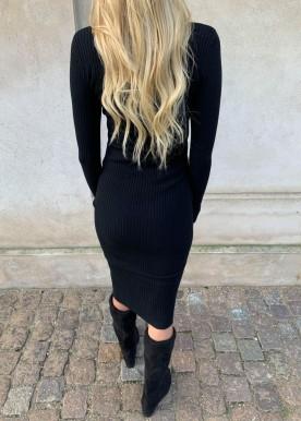 tanja sweat dress black