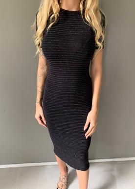 rivi dress black